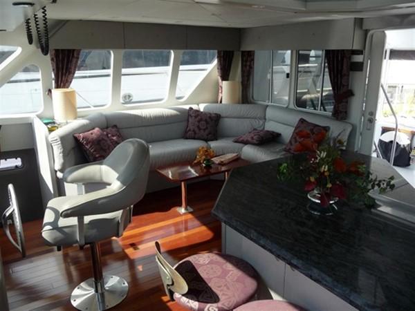 1993 AWESOME Power Cat Catamaran 89831