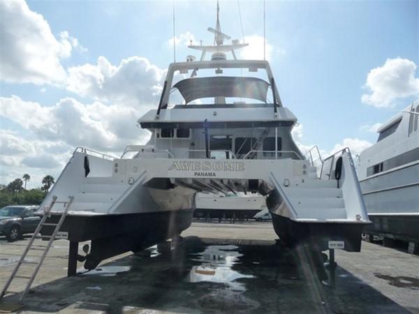 1993 AWESOME Power Cat Catamaran 89837