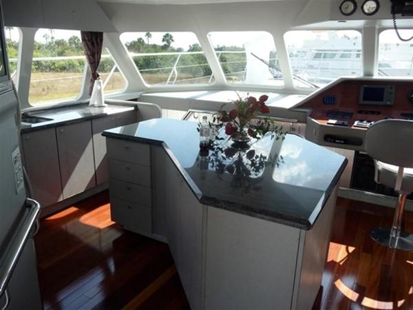 1993 AWESOME Power Cat Catamaran 89840
