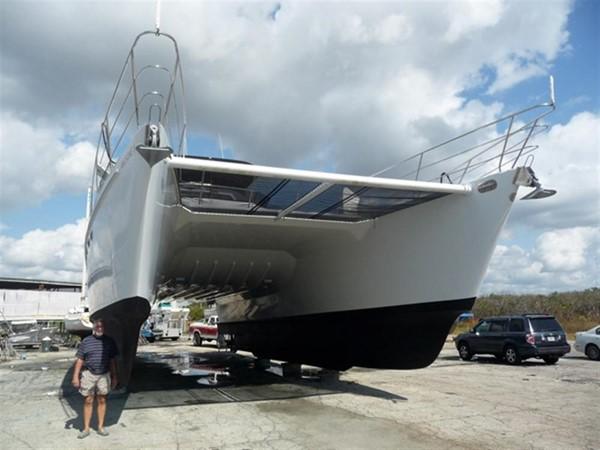1993 AWESOME Power Cat Catamaran 89842