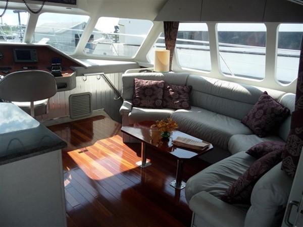 1993 AWESOME Power Cat Catamaran 89843