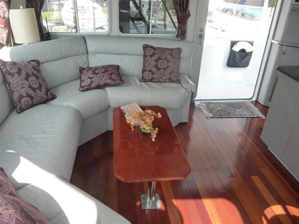 1993 AWESOME Power Cat Catamaran 89844