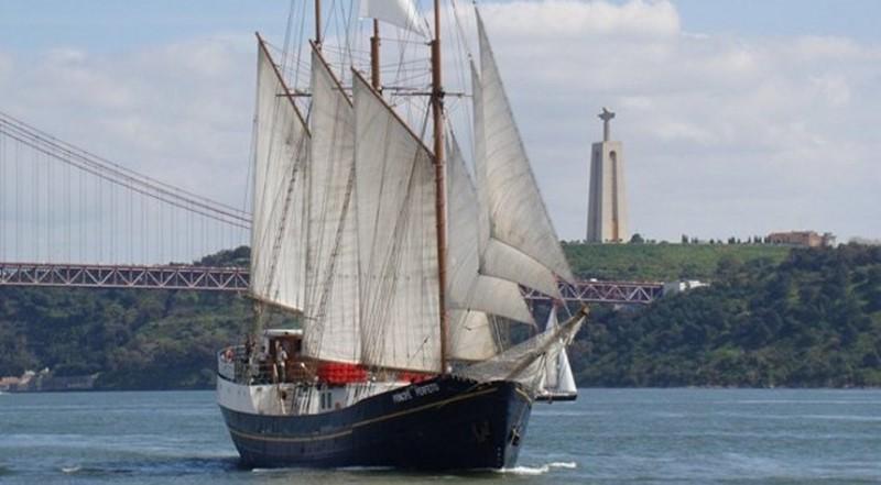 1943 CHANTIER NAVAL DE CAEN 136 ft Three Masts Schooner Tallship 34542