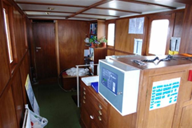 1943 CHANTIER NAVAL DE CAEN 136 ft Three Masts Schooner Tallship 92983