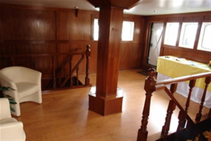 1943 CHANTIER NAVAL DE CAEN 136 ft Three Masts Schooner Tallship 92985