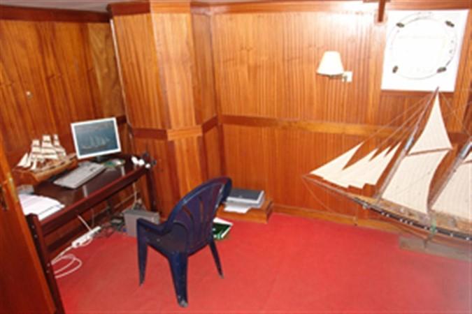 1943 CHANTIER NAVAL DE CAEN 136 ft Three Masts Schooner Tallship 92987