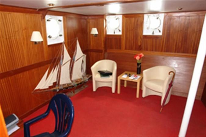 1943 CHANTIER NAVAL DE CAEN 136 ft Three Masts Schooner Tallship 92988