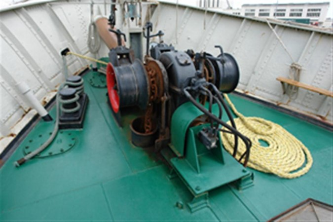 1943 CHANTIER NAVAL DE CAEN 136 ft Three Masts Schooner Tallship 92994
