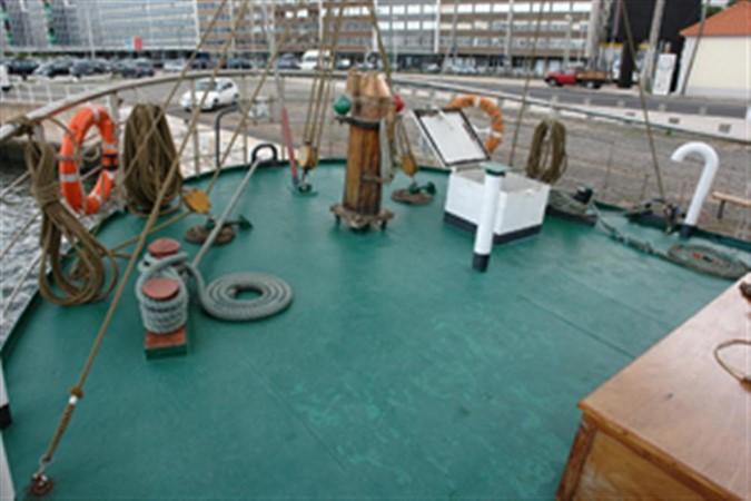 1943 CHANTIER NAVAL DE CAEN 136 ft Three Masts Schooner Tallship 92997
