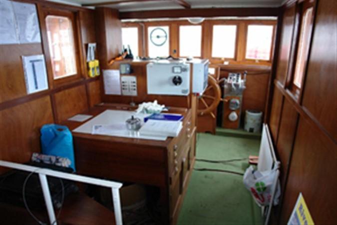 1943 CHANTIER NAVAL DE CAEN 136 ft Three Masts Schooner Tallship 92999