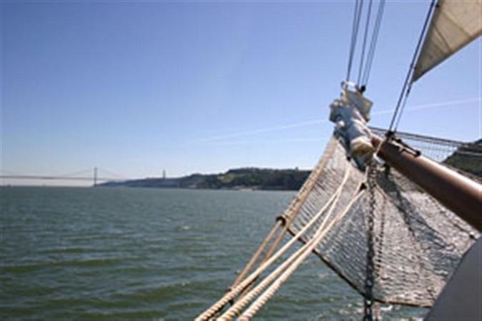 1943 CHANTIER NAVAL DE CAEN 136 ft Three Masts Schooner Tallship 93003