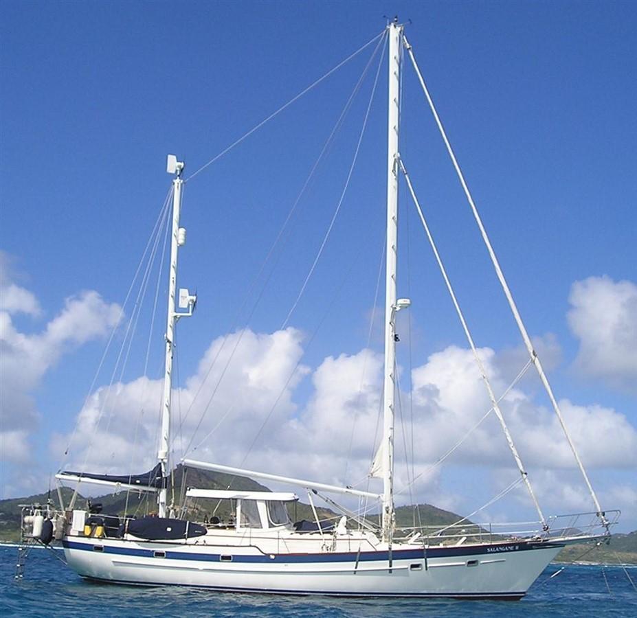 1978 IRWIN YACHTS  Cruising Sailboat 100905