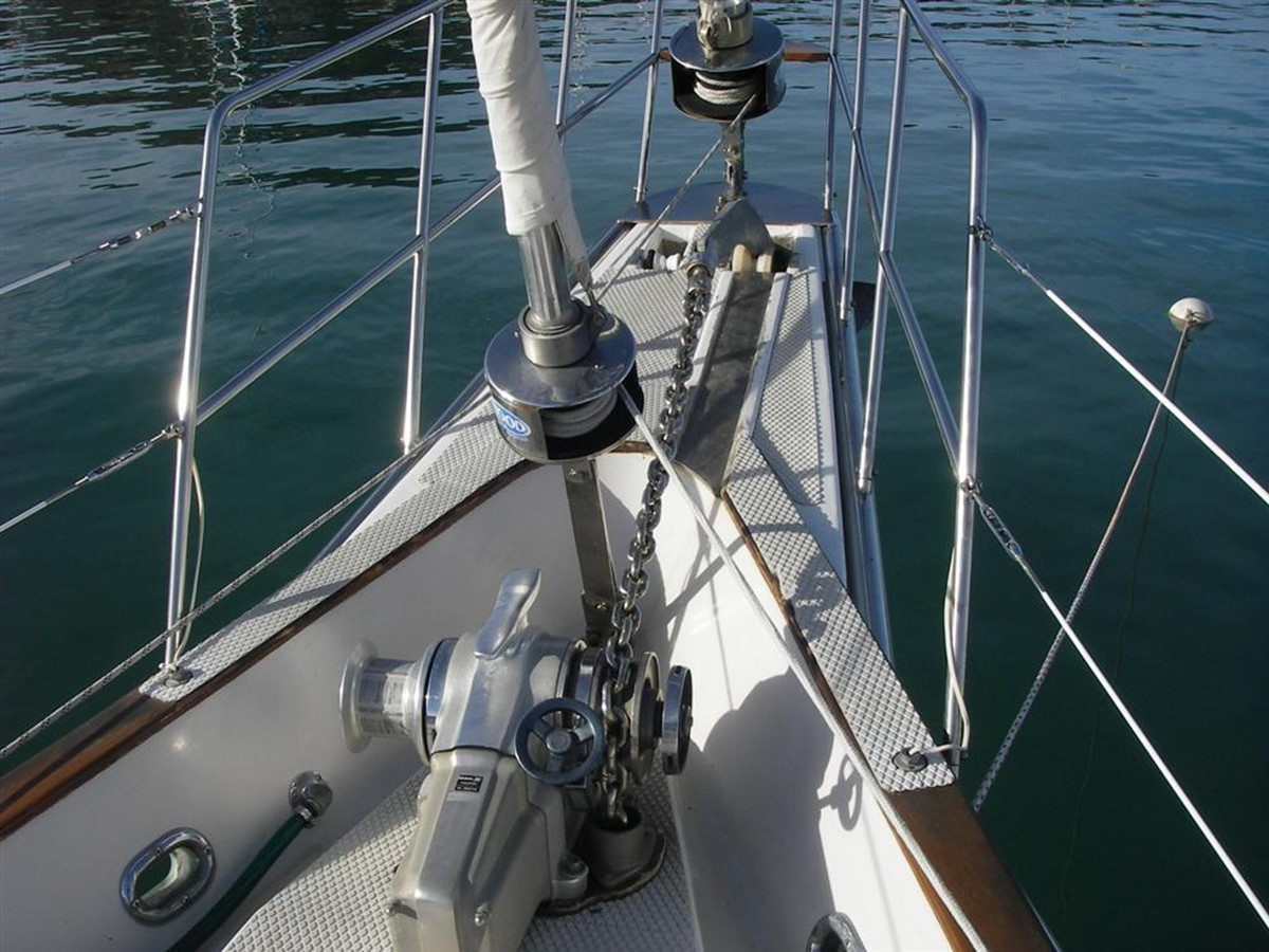 1978 IRWIN YACHTS  Cruising Sailboat 100908