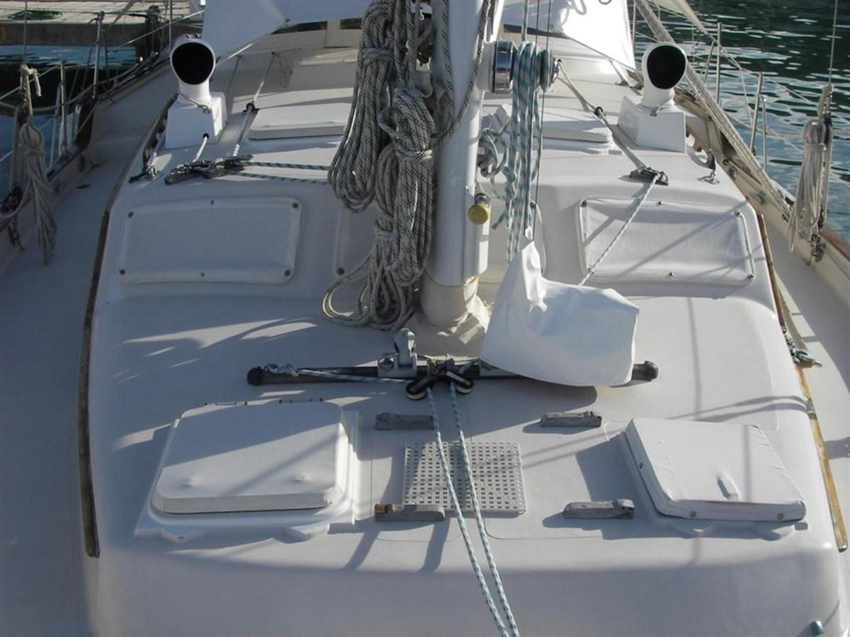 1978 IRWIN YACHTS  Cruising Sailboat 100909