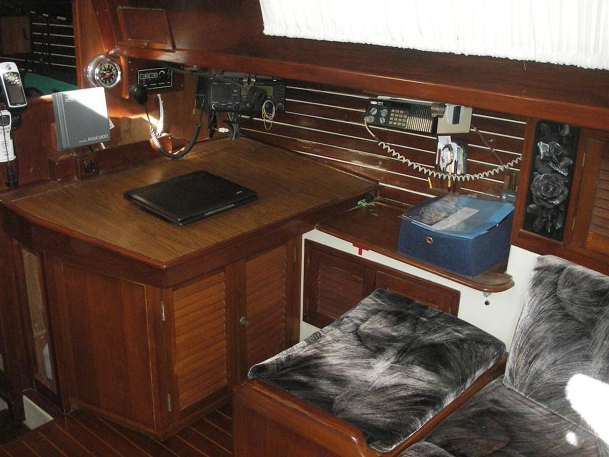 1978 IRWIN YACHTS  Cruising Sailboat 100921