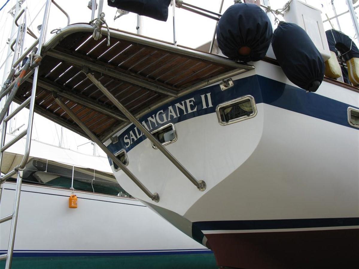 1978 IRWIN YACHTS  Cruising Sailboat 100927