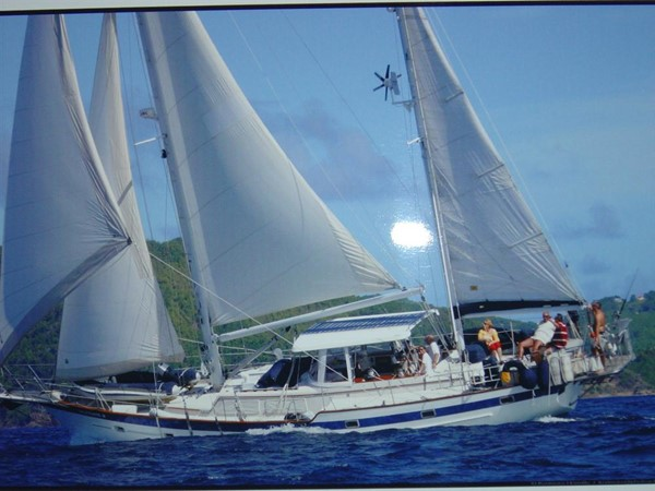 1978 IRWIN YACHTS  Cruising Sailboat 100904
