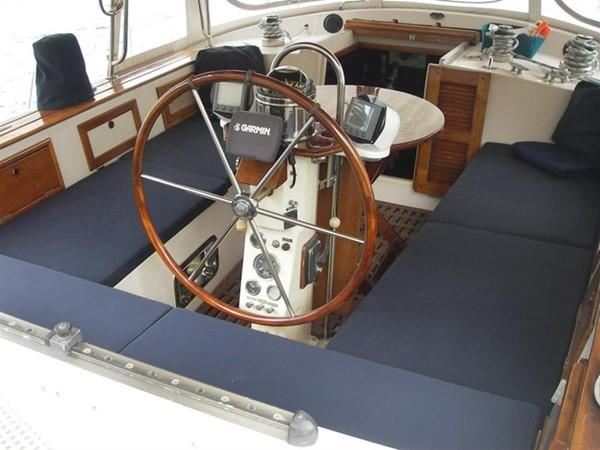 1978 IRWIN YACHTS  Cruising Sailboat 100910