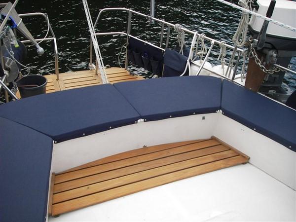 1978 IRWIN YACHTS  Cruising Sailboat 100928