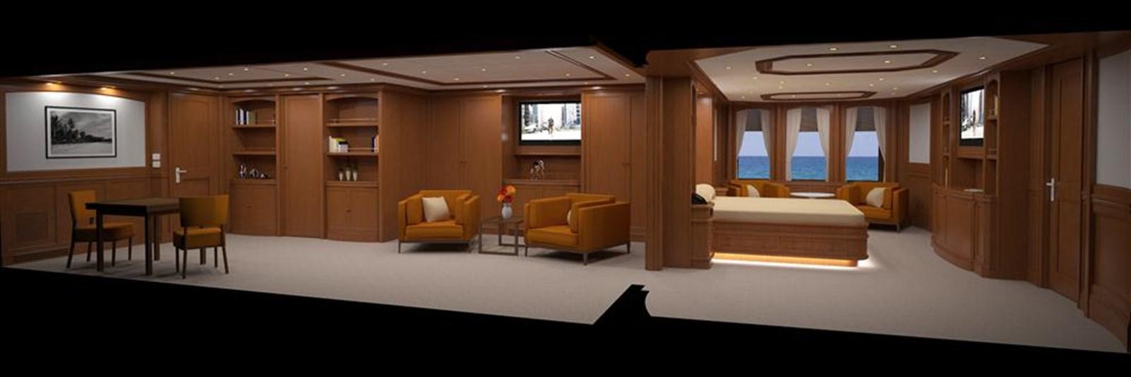 Master Cabin 2021 INACE  Motor Yacht 108645