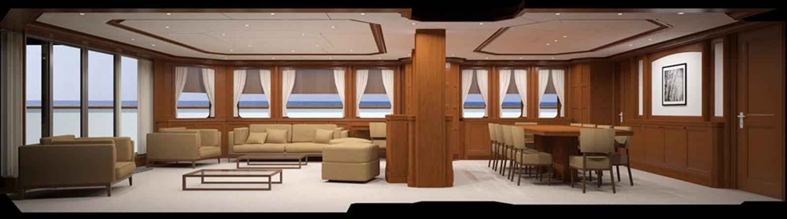 Salon & Dining Area 2021 INACE  Motor Yacht 108646