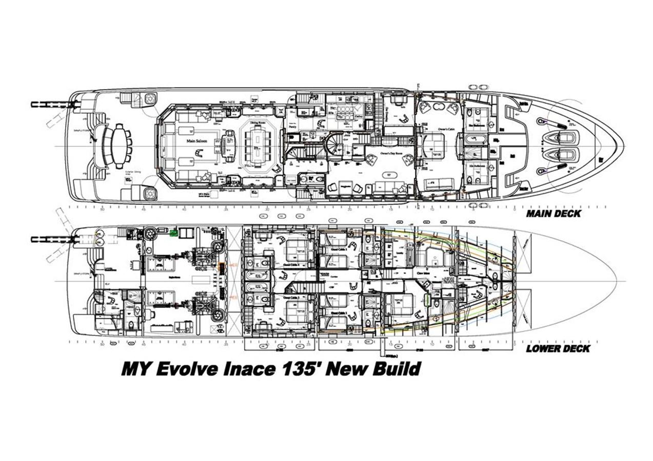2021 INACE  Motor Yacht 108648