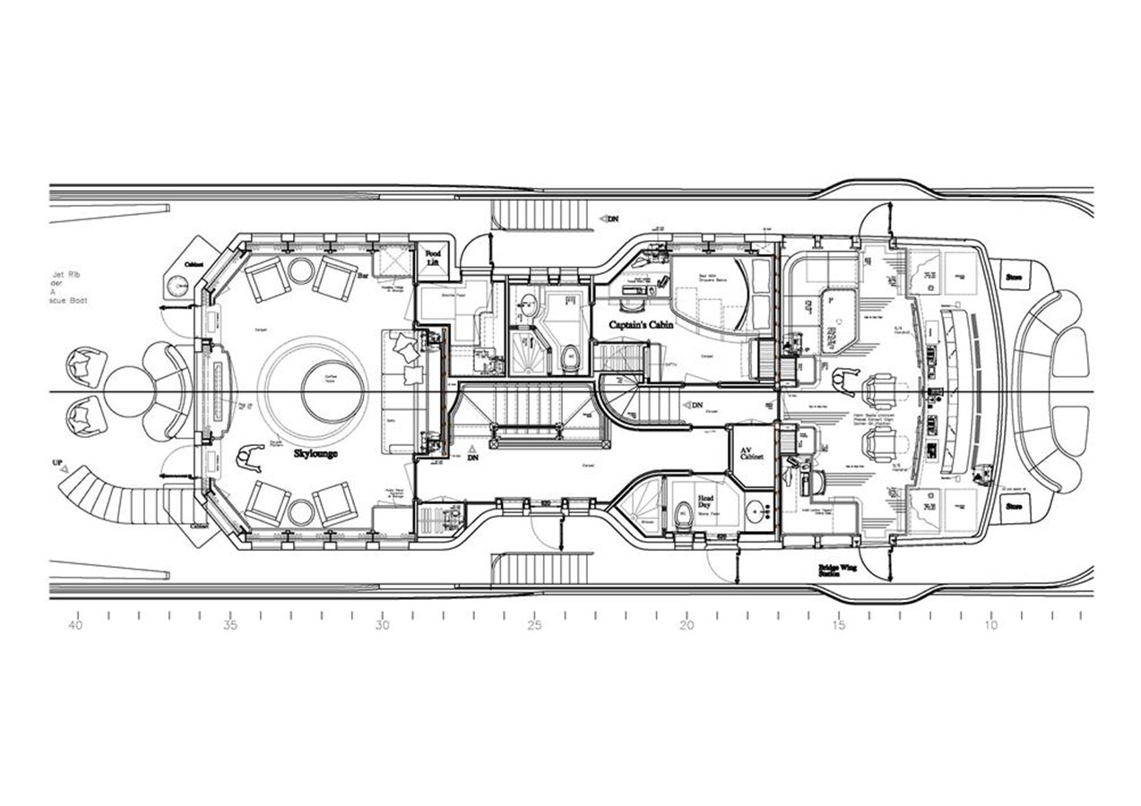 2021 INACE  Motor Yacht 108650