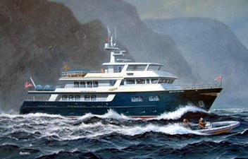 All Ocean Yachts 120' Long Range Yacht 89124
