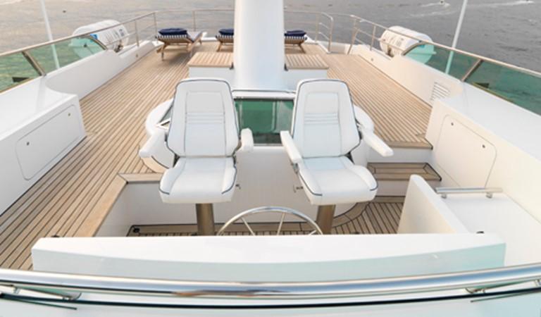 Sun deck/flybridge 1998 HAKVOORT  Motor Yacht 1010742