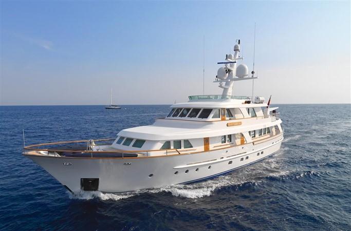 1998 HAKVOORT  Motor Yacht 408662