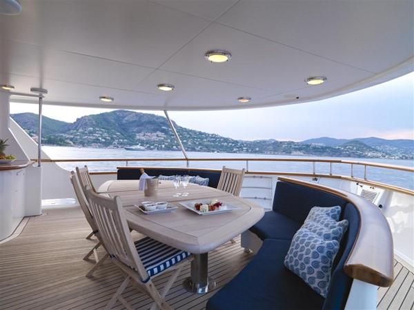 Main deck aft 1998 HAKVOORT  Motor Yacht 408664
