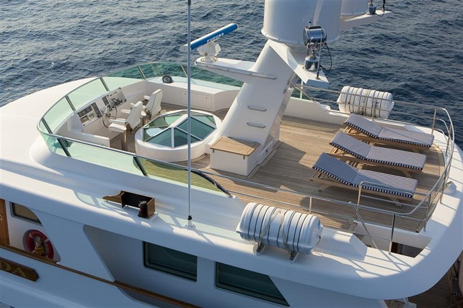Sun deck 1998 HAKVOORT  Motor Yacht 408665