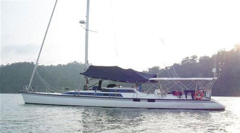 1999 SHARP MARINE / MACGREGOR 70 Pilothouse Sloop Classic Yacht 24150