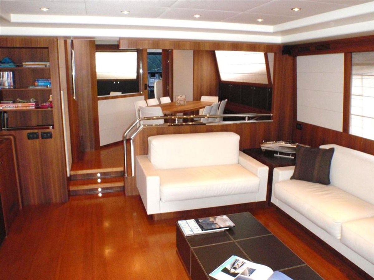 85′ Riva 85 Opera yacht for sale