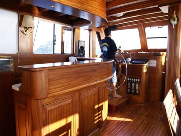 2003 BODRUM Custom built motor sailor Motorsailor 116439