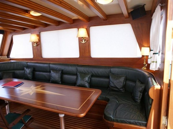 2003 BODRUM Custom built motor sailor Motorsailor 116440