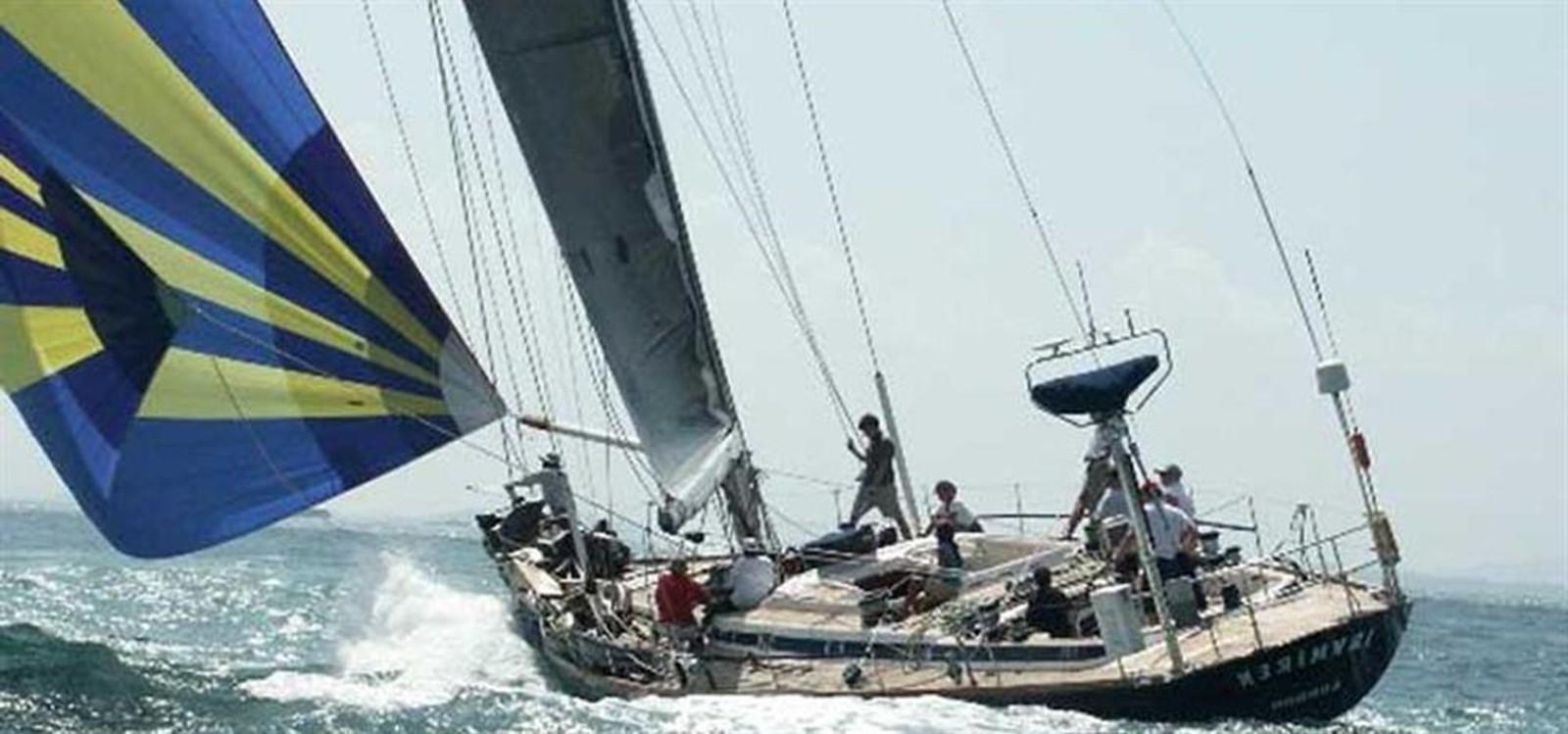 1993 NAUTOR'S SWAN Swan 68 Cruising Sailboat 466961