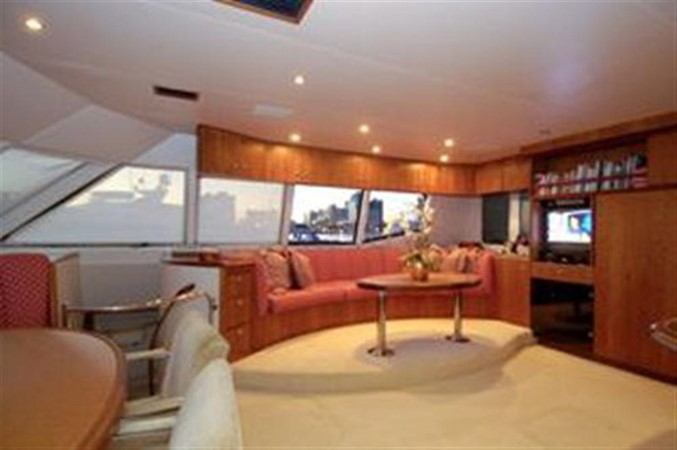 SALON 1999 AWESOME Pilothouse Sky Lounge Catamaran 123090