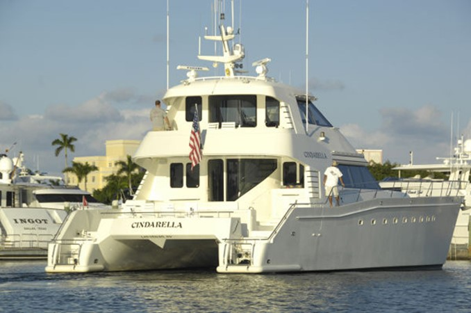 1999 AWESOME Pilothouse Sky Lounge Catamaran 20892