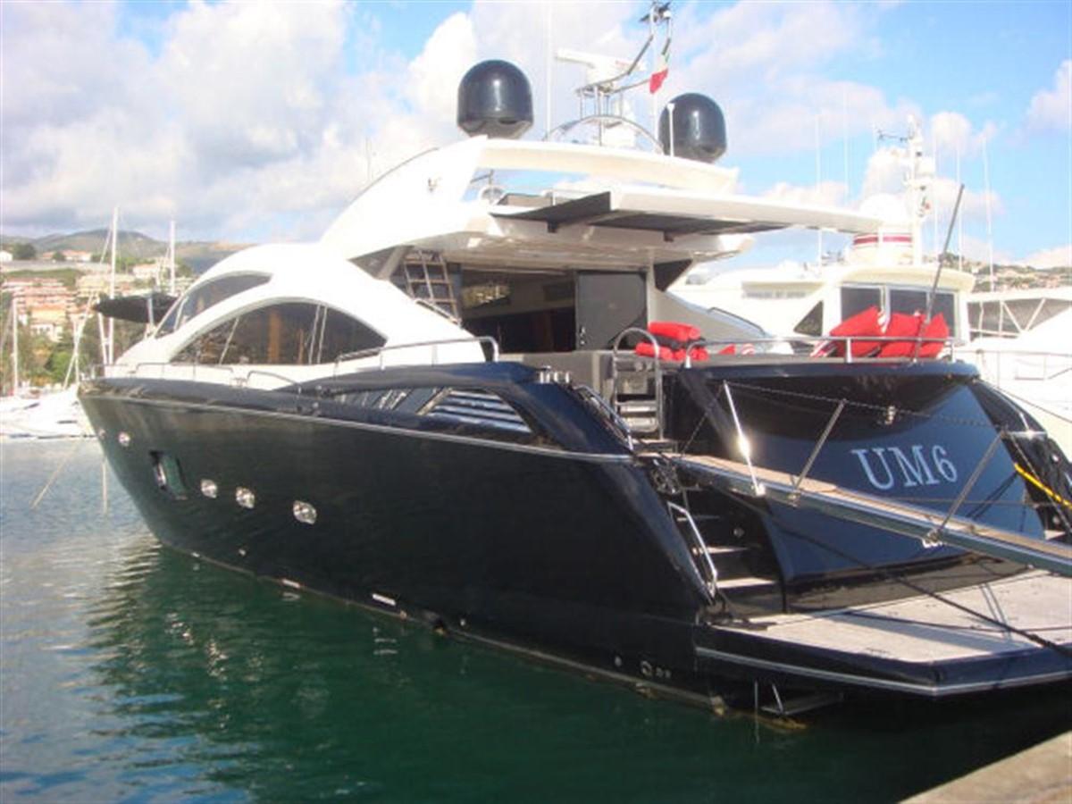 84′ Sunseeker 84 Predator yacht for sale