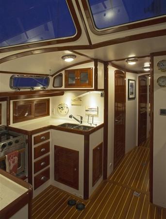 Galley 2020 BRUCKMANN CUSTOM YACHTS MK II Motorsailor 138317