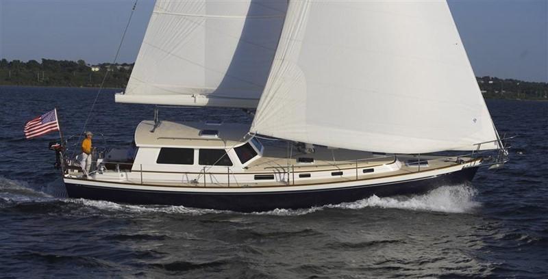 Starboard 2020 BRUCKMANN CUSTOM YACHTS MK II Motorsailor 138320