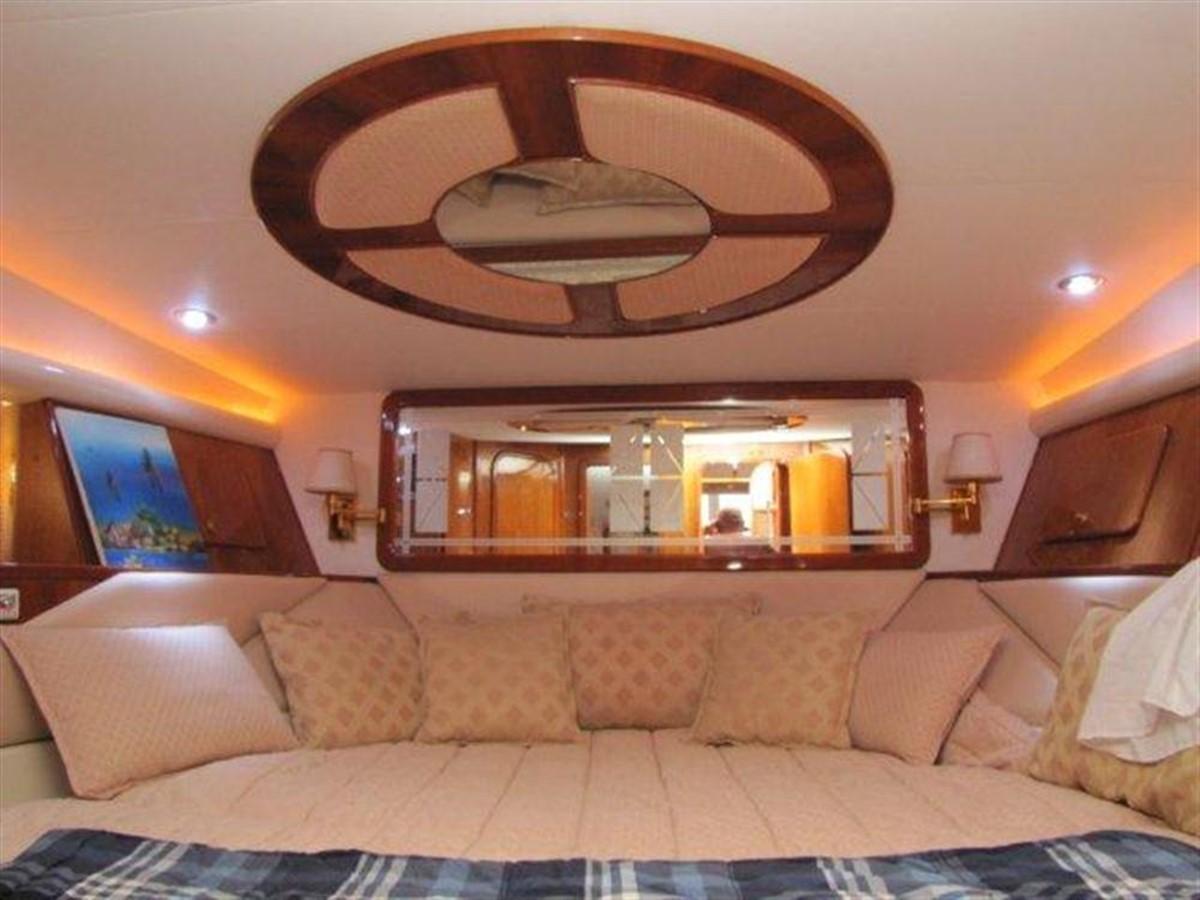 Master Stateroom 2000 GULF CRAFT INC Sport Flybridge Cruiser  142462