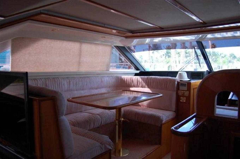 Salon 2000 GULF CRAFT INC Sport Flybridge Cruiser  142463