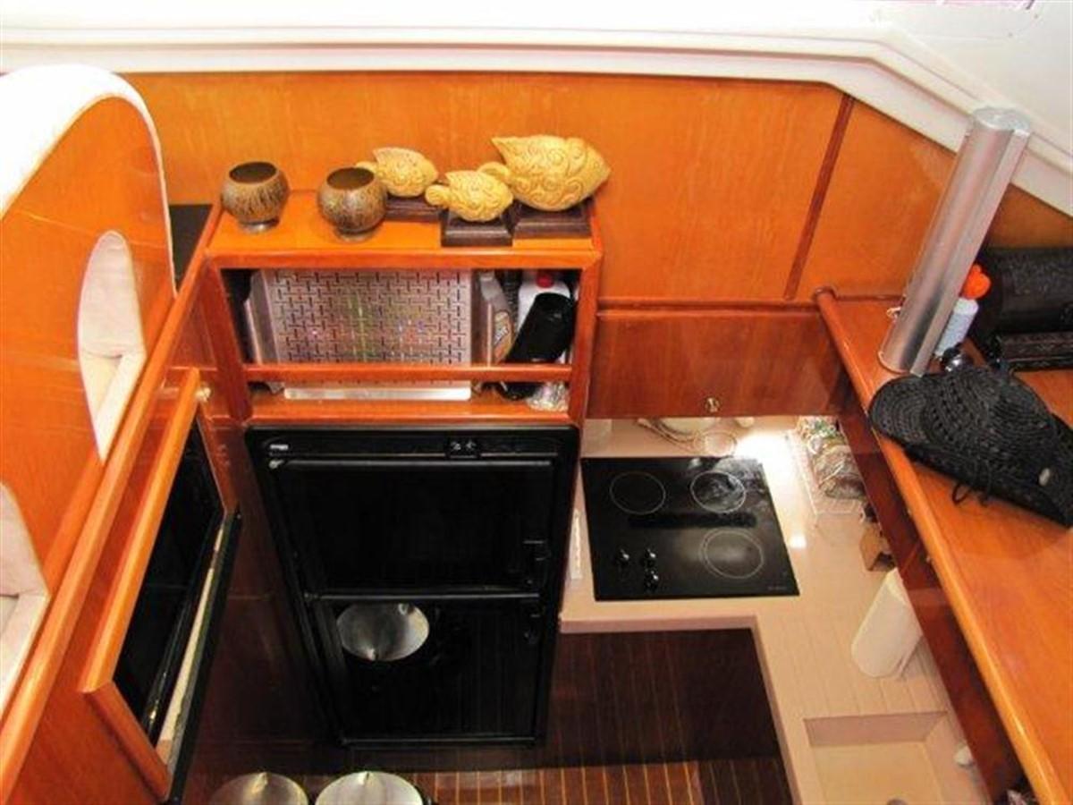 Galley 2000 GULF CRAFT INC Sport Flybridge Cruiser  142467