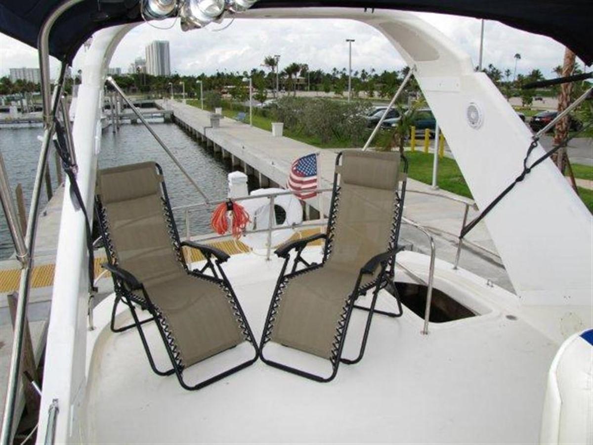Flybridge 2000 GULF CRAFT INC Sport Flybridge Cruiser  142472
