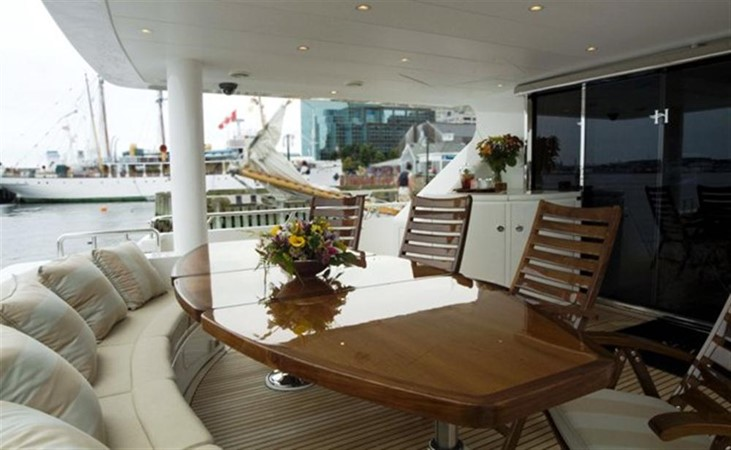HARGRAVE SEA LEGEND Yacht for Sale