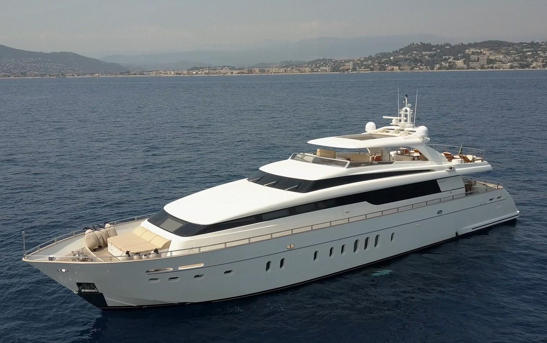 PETRUS II  2007 SANLORENZO 108 @ Viareggio yacht for sale