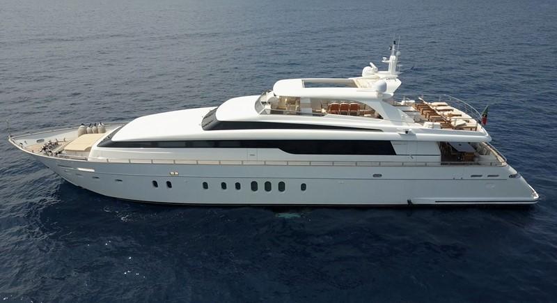 2007 San Lorenzo SL108 Mega Yacht 2617383