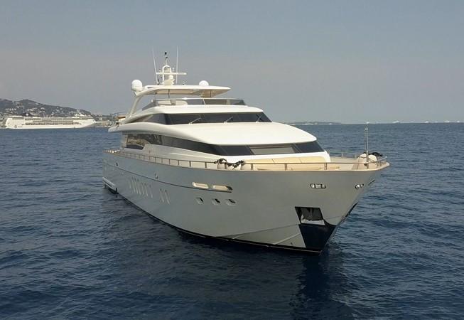 2007 San Lorenzo SL108 Mega Yacht 2617386